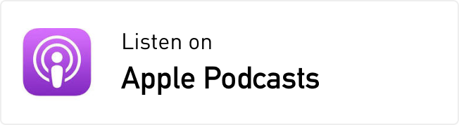 Listen on Apple Podcasts White